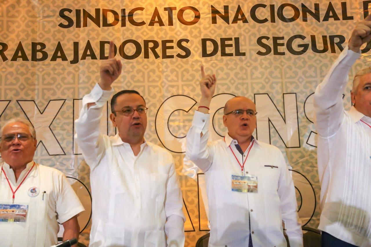 Sindicato del IMSS se declara listo para negociación de CCT
