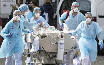 Ssa: creció 134% el número de empleados de la salud infectados