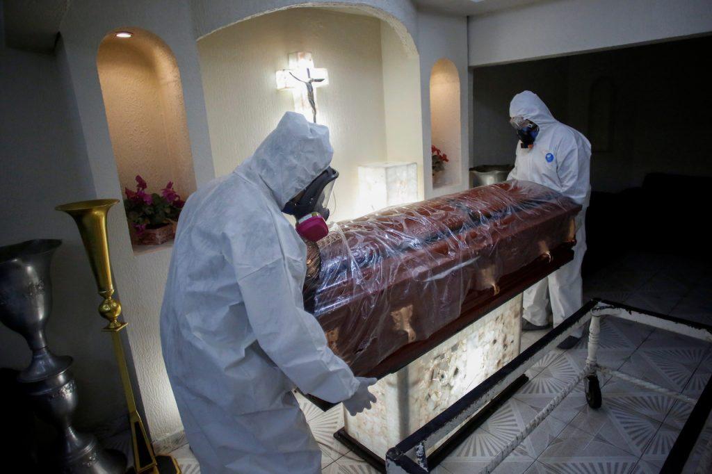 Supera México 9 mil muertes por Covid-19