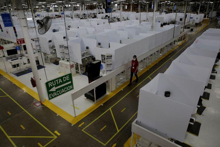 Trabajadores de planta de Lear en México temen regresar a trabajar