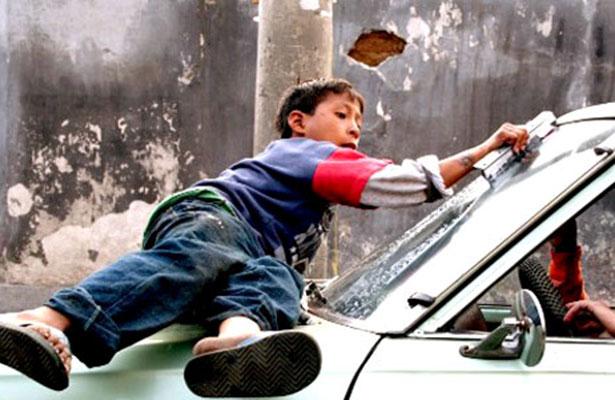 Trabajo infantil en aumento