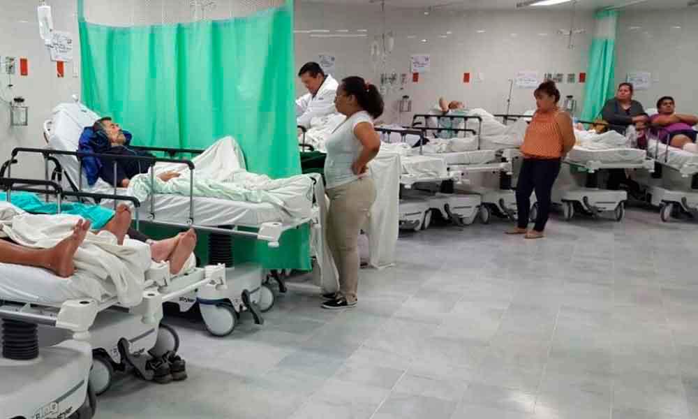 Urgencias y hospitalización en IMSS trabajarán mañana con normalidad