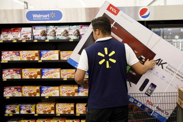 Walmart: después de la tormenta